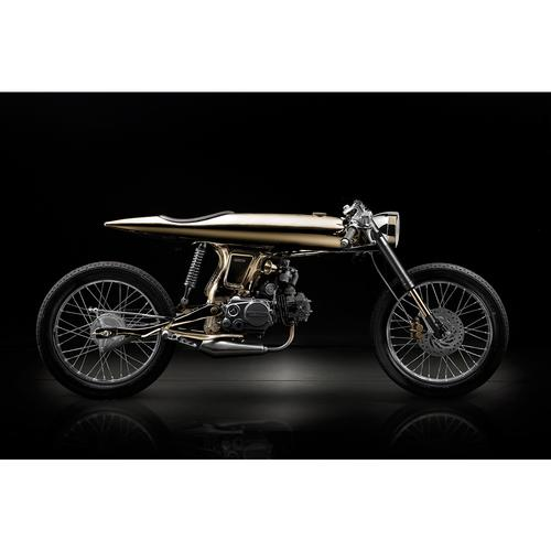 Honda Motorcycle | Eve | Alchemist