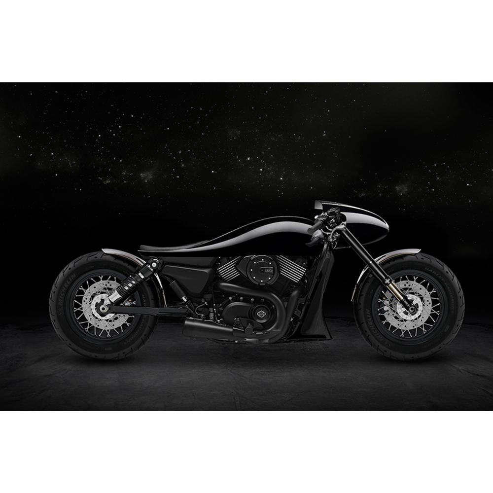 Dark Side   Harley Davidson Street    Bandit9 Bikes