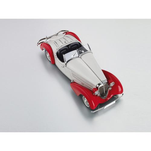 Audi 225 Front Roadster | 1935 | Red/White