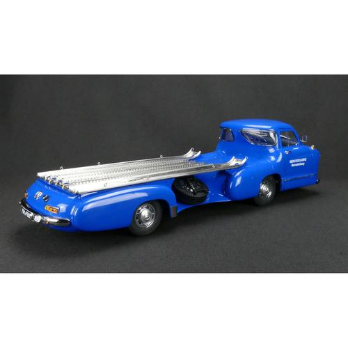 Mercedes-Benz Car Transporter | 1955 | The Blue Wonder | CMC