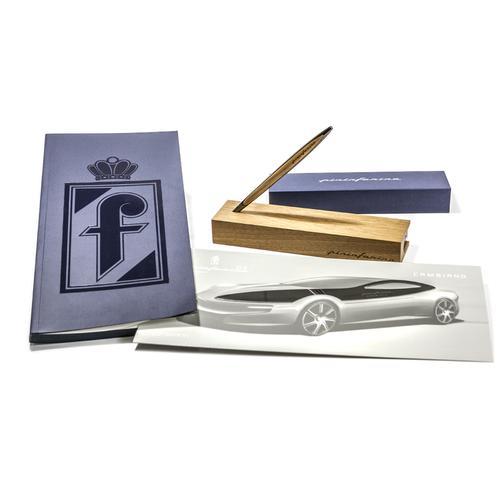 THE ITALIAN DESIGNER'S EXCLUSIVE KIT | Pininfarina