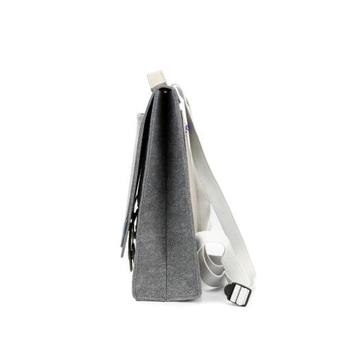 Mateo Mini Felt Backpack | Compact Backpack | MRKT Bags