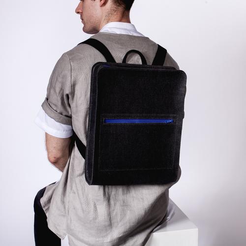 Evan Felt Backpack   Functional, Minimal, Modern   MRKT Bags