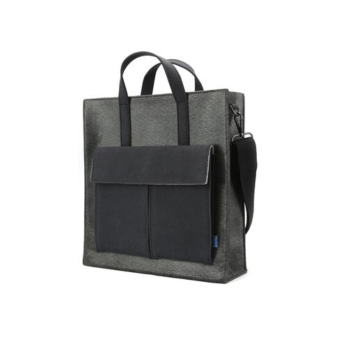 Crawford FeltTote | Versatile Tote to Crossbody | MRKT Bags