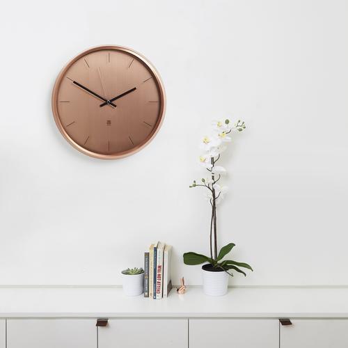 Meta Wall Clock