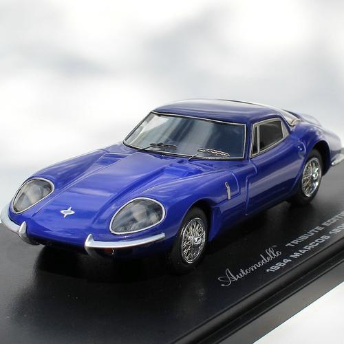 1964 Marcos 1800 Royal Blue RHD