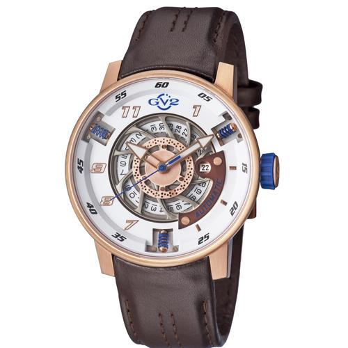 Gv2 MD3G Swiss Automatic movement