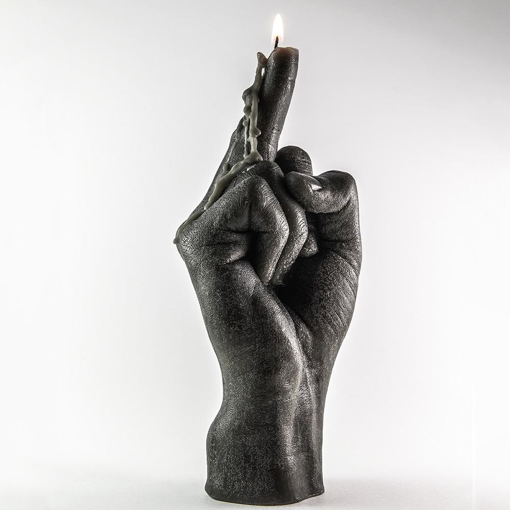 Fcuk you | Candle Hand