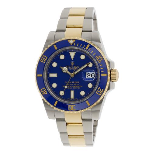 Rolex Oyster Perpetual Submariner Date Automatic Watch