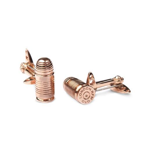 RFM Bullet Cufflinks