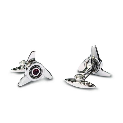 Gallettone Spinner Cufflinks