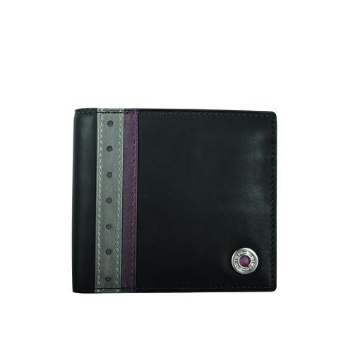 Coin Pocket Wallet | Bearing | Black