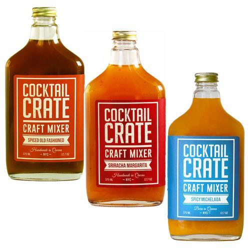 Mixers | Spiced, Sriracha & Michelada