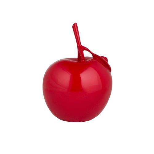 Resin Apple Sculpture