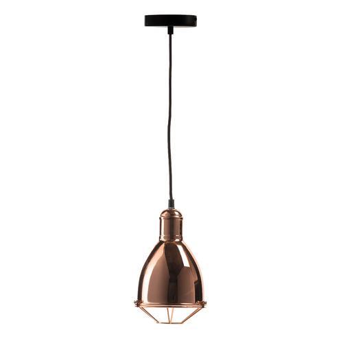 Copper Retro Inspired Pendant Lamp