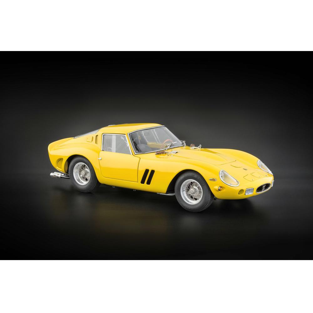 Ferrari 250 GTO | 1962 Yellow | CMC