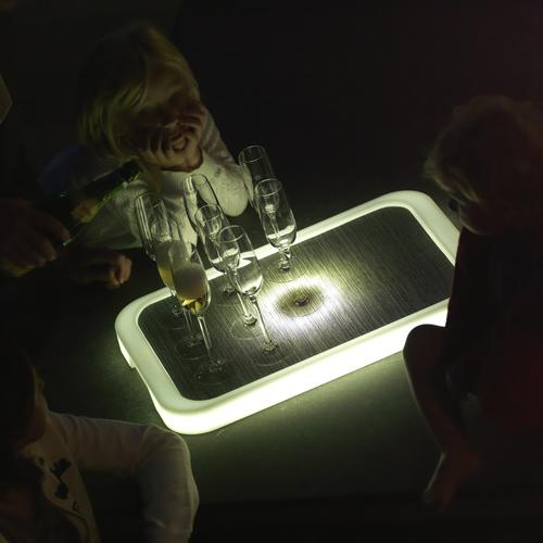 TRON RECTNAGULAR | Smart&Green | LED Indoor Outdoor Lighting
