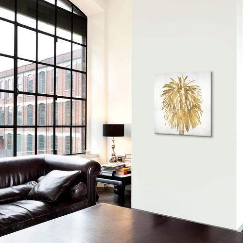 Palms In Gold III