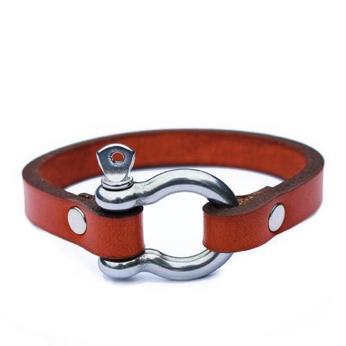 The Shackleton Bracelet | Light Brown