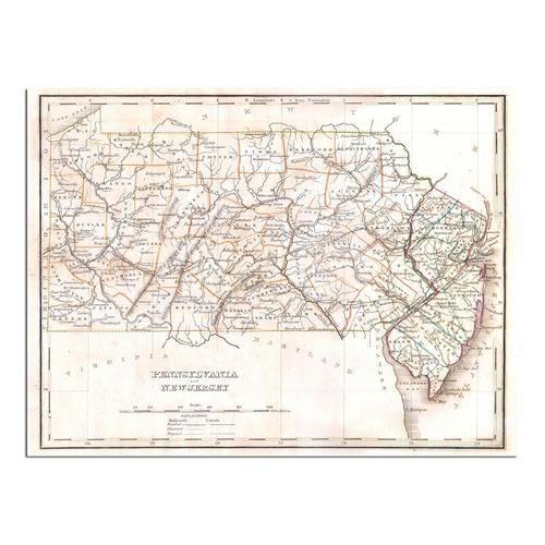 Pennsylvania | Paper