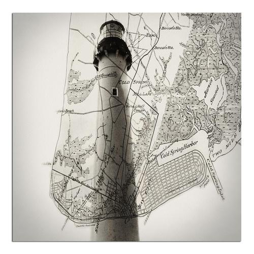 Maine Lighthouse | Paper