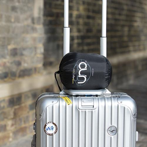 Uno Travel Pillow | Grey | Uno Travel Pillow