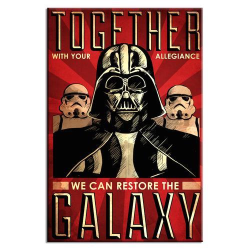 Restore The Galaxy
