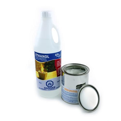 Gel Ethanol | Starter Pack