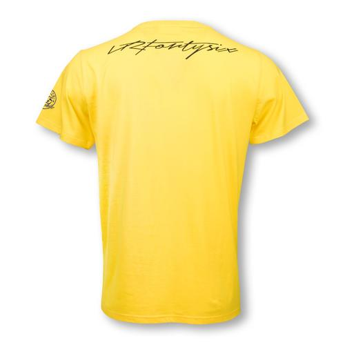 Valentino Rossi Yellow T-Shirt | Moto GP Apparel