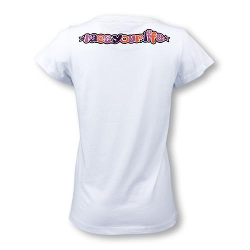 Marco Simoncelli Brain T-shirt Women | Moto GP Apparel
