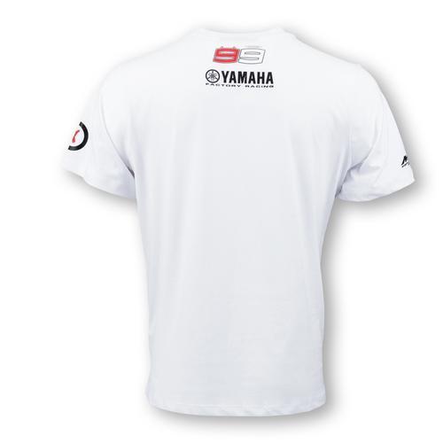 Yamaha Jorge Lorenzo Classic T-Shirt   Moto GP Apparel