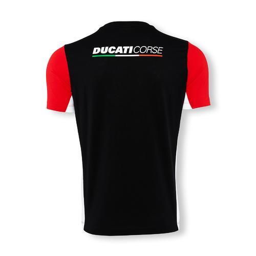 Ducati Corse Andrea Iannone Dual T-shirt | Moto GP Apparel