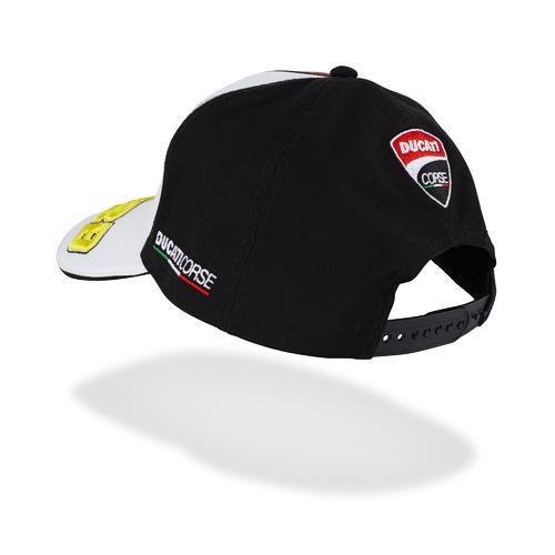 Ducati Corse Andrea Iannone Cap    Moto GP Apparel