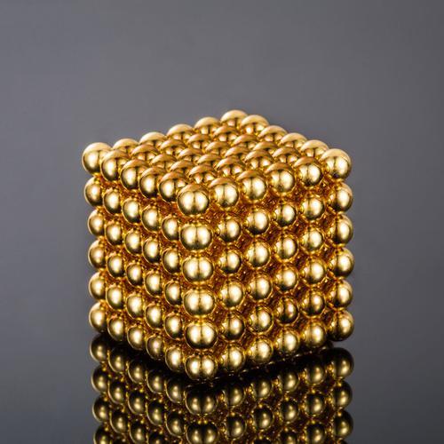 Magnetize Balls | Gold