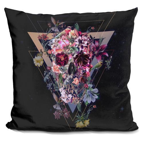 'New skull s6 v 6000' Throw Pillow