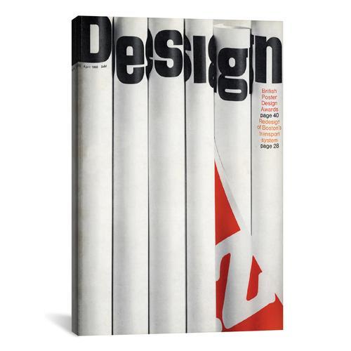 Design Magazine Cover Series: April 1968
