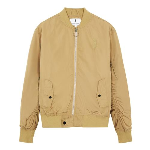 Feather London Bomber| Gold