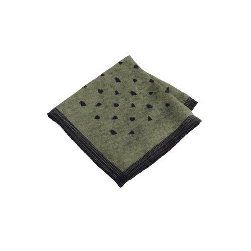 Forest Speck Pocket Square