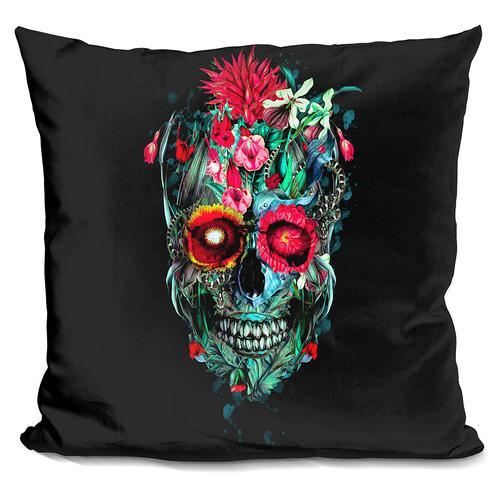 Riza Peker 'Sweet Toxic' Throw Pillow
