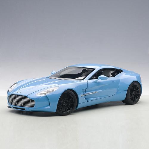 Aston Martin One-77, Tiffancy Blue