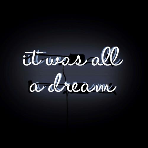 It Was All a Dream | WIDE, 2 pieces
