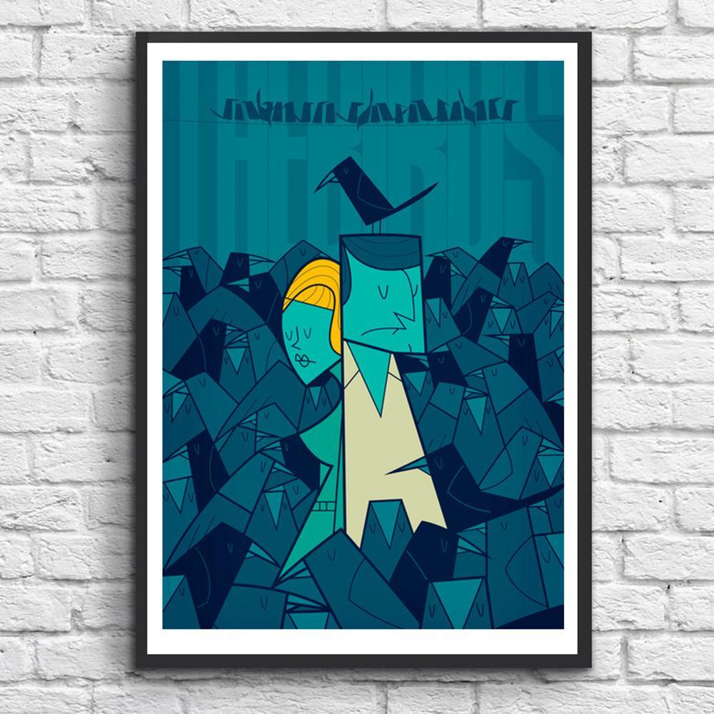 The birds | Ale Giorgini Art