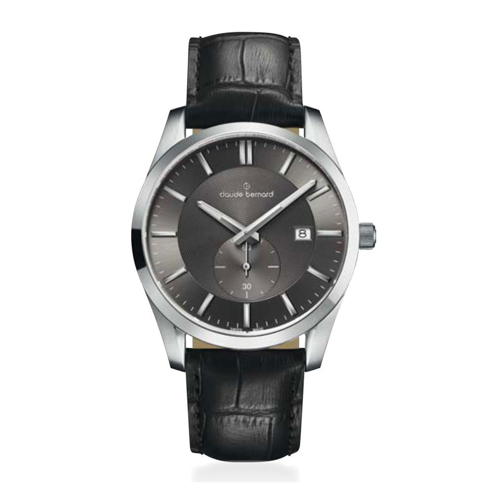 Mens Classic Small Second | Date | Claude Bernard Watches