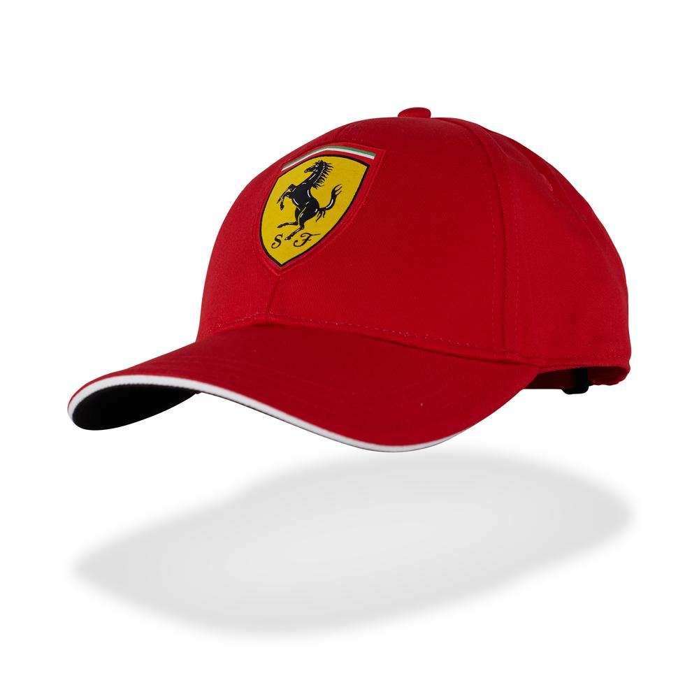 SCUDERIA FERRARI CLASSIC CAP KIDS   Motorstore