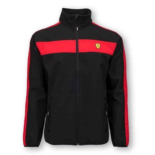 Scuderia Ferrari Softshell Jacket Mens