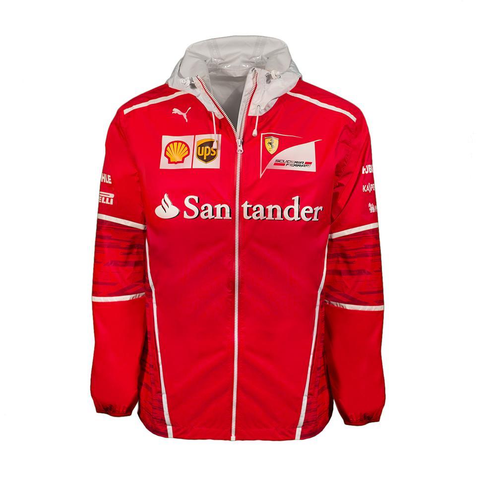 Scuderia Ferrari Team Jacket 2017 | Motorstore
