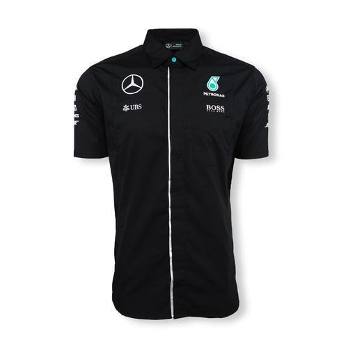 Mercedes Amg Petronas Ss Shirt Mens 2016 Replica