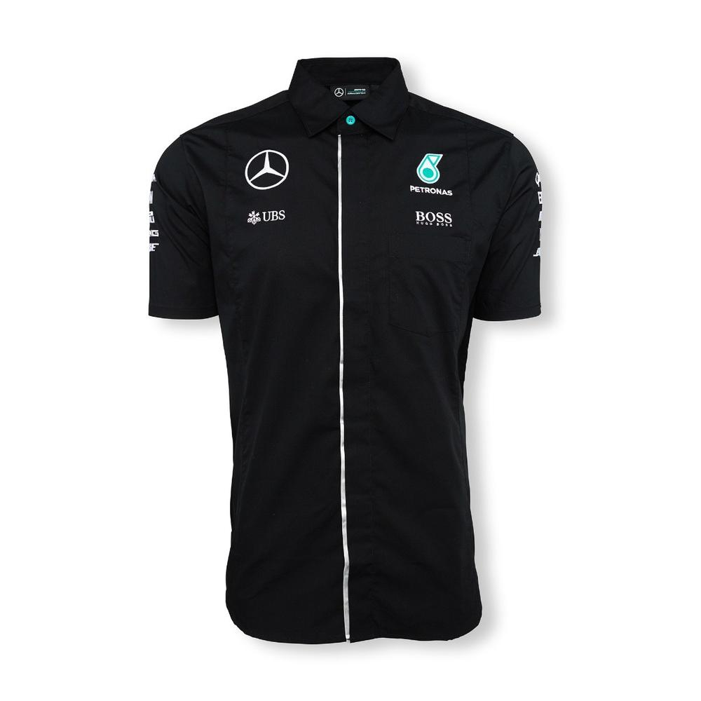 Mercedes Amg Petronas Ss Shirt Mens 2016 | Motorstore