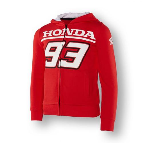 HONDA MARC MARQUEZ 93 HOODIE KIDS | Moto GP Apparel