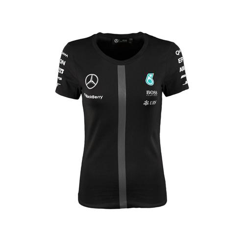MERCEDES AMG PETRONAS DRIVER T-SHIRT LADIES